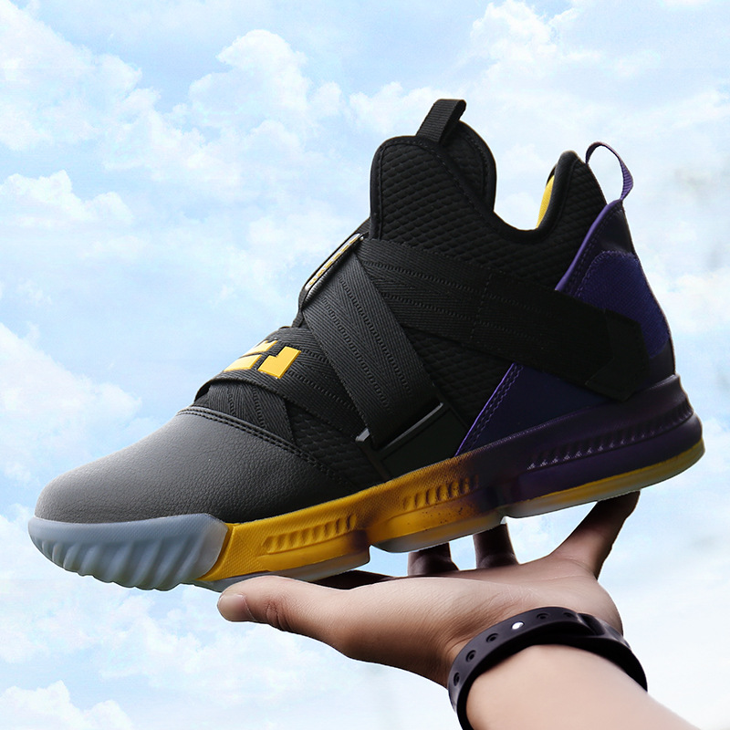 Men Shoes 2019 New Fashion High To Help Large Size 36 45 Casual Sports Shoes Shock Absorption Breathable Walking Brand Shoes
