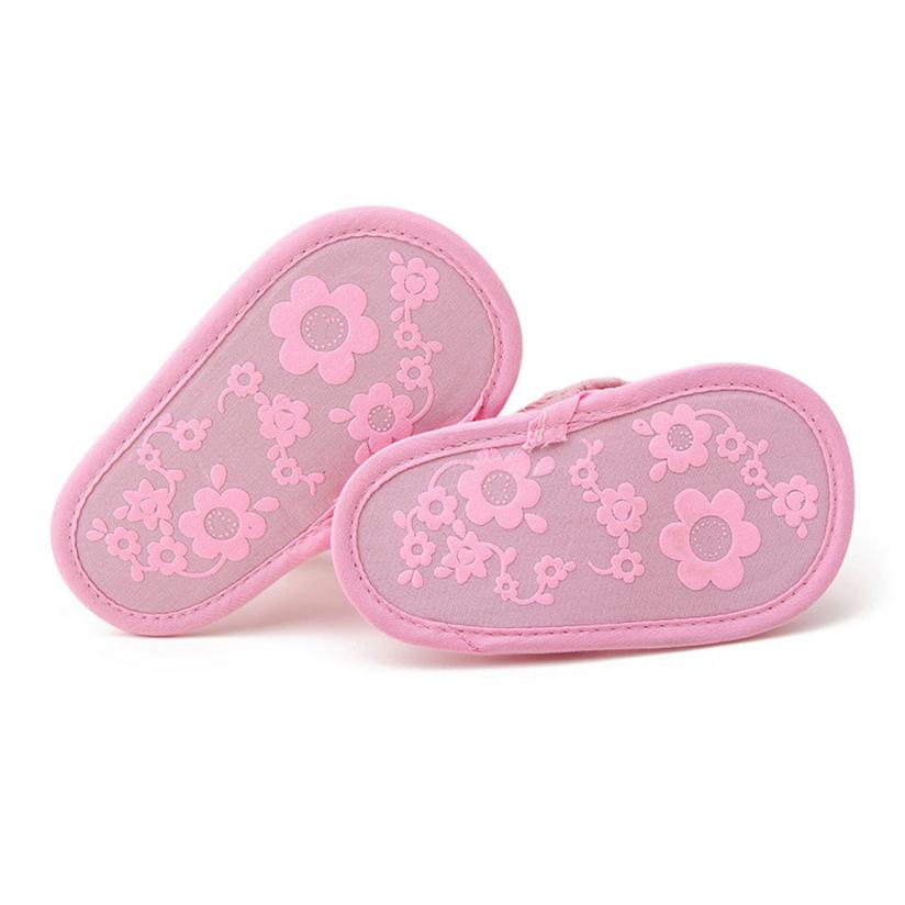 New Arrival Newborn Baby Flower Toddler Princess First Walkers Girls Kid Soft Sole Sneakers Baby first walker Shoes Lowest Price