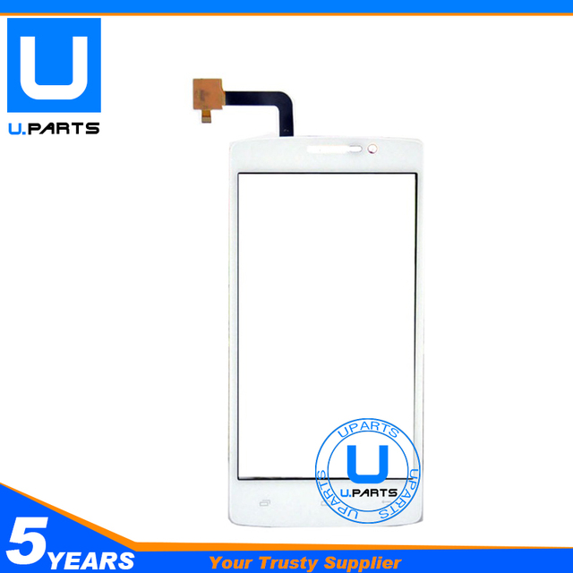 Белый Датчик Для Fly IQ4504 Evo Энергии 5 IQ 4504 С Сенсорным Экраном Дигитайзер Панели 1 Шт./лот