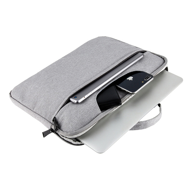 ICKOY Laptop Bag Briefcases Briefcase Bag for Apple Dell HP Lenovo Xiaomi Huawei Samsung Computer Sleeve Pouch Bags 2