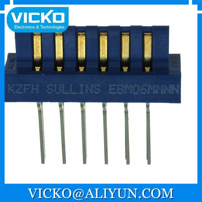 [VK] EBM06MMNN CARD MALE EXTENDER .156 12POS AU Card Edge Connectors [vk] dh32b 37s idc plug 37pos connectors