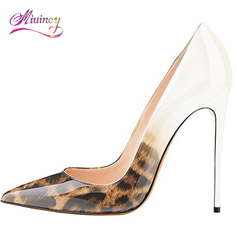 Hot Brand High Heels Shoes Women Patent Leather Shoes Sexy Pointed Stiletto Women Wedding Shoes High Heels Women's Pumps luxury brand crystal patent leather sandals women high heels thick heel women shoes with heels wedding shoes ladies silver pumps