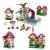 2016 bela 10160 bloques de construcción conjunto de amigos 442 unids figuras ladrillos diy piscina brinquedos juguetes para niñas