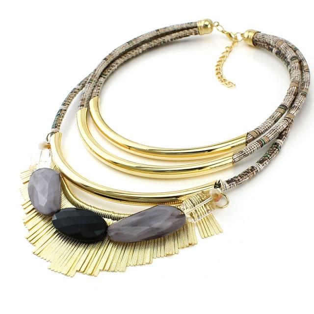 Collar Statement Necklace