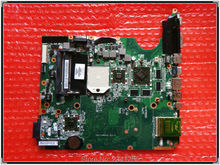 509450-001 for HP DV6 Laptop Motherboard NOTEBOOK DV6Z-1000 DAUT1AMB6E0 DAUT1AMB6D0 Motherboard DDR2 All Function Good Work