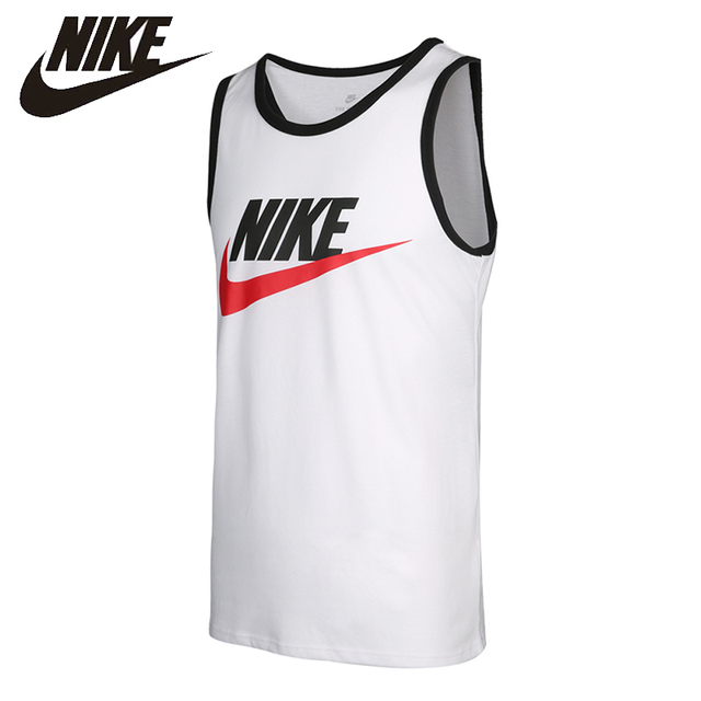 huge discount 9540f 6b600 NIKE TANK ACE LOGO Mens Running Vests Quick Dry Breathable Support Sports   779235