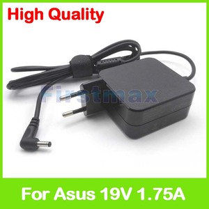 19V 1.75A 33W laptop AC power Adapter Charger for Asus X202 X202E X453M X453MA X553M X553MA X553S X553SA Chromebook C200 EU Plug(China)