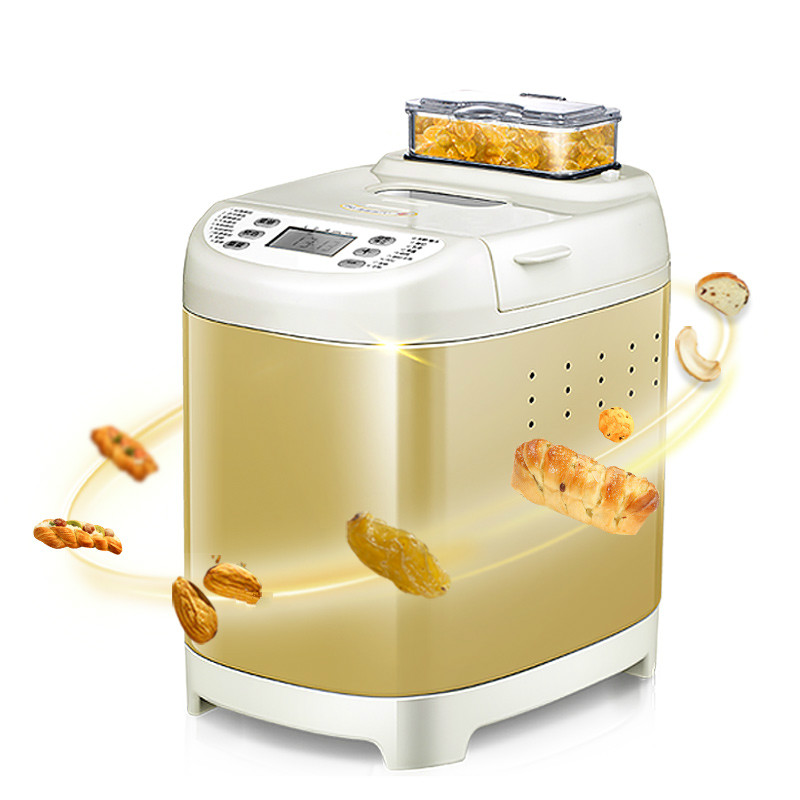 цены Bread machine The bread maker is fully automatic. Multifunctional cake and noodles.