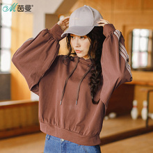 INMAN 2018 New Products Women Spring Clothes Pullovers Loose