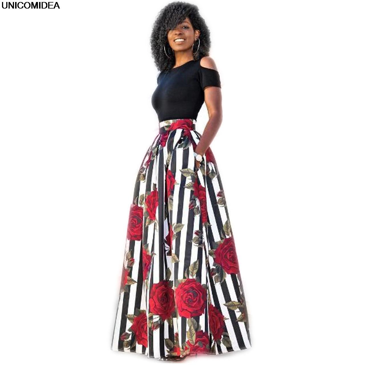 Dvije komade haljina Žene kratki rukav haljina dugi cvijet cvjetna haljina vestidos duge žene ženske djevojke haljina ljeto Maxi haljine