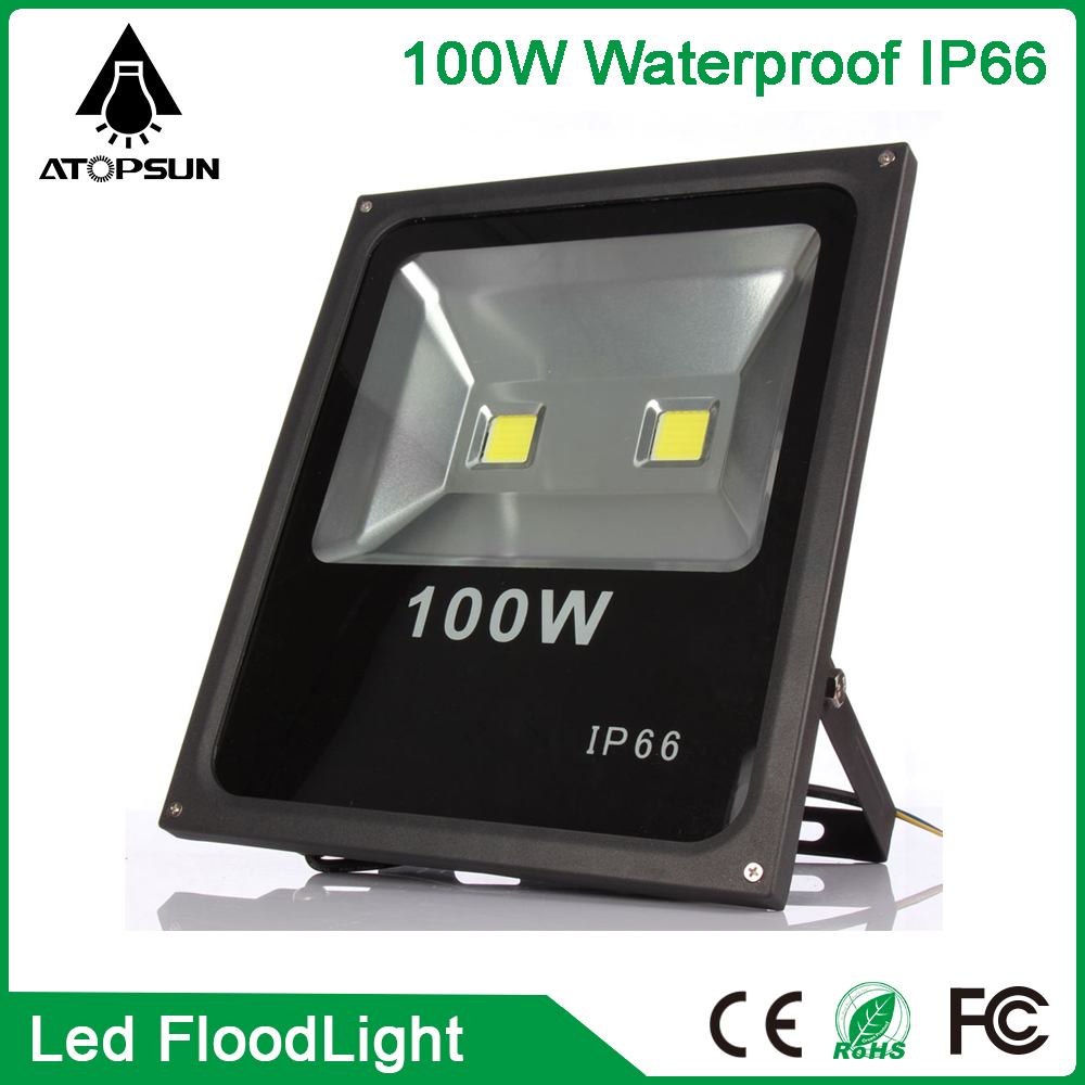LED Flood Light 100W Refletor Led Floodlight Warm/ Cold white projecteur led exterieur spotlight outdoor lighting holofote led ultrathin led flood light 100w led floodlight ip65 waterproof ac85v 265v warm cold white led spotlight outdoor lighting