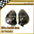 Racing For Porsche 99-01 996 2PCS/Set  Real Carbon Fiber Mirror Cover