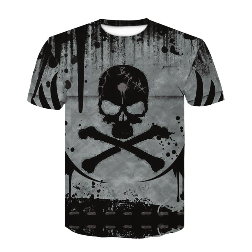 D-497-T恤短袖模板-前