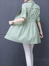 8a4d4d336 Primavera nueva chaqueta femenina larga sección de grasa de gran tamaño  chaqueta de las mujeres Chaqueta de traje para mujer pre.
