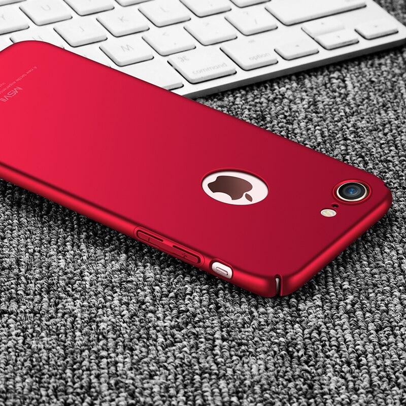 IPhone 7 üçün Orijinal MSVII Case, iPhone 7 üçün Plus Lüks - Cib telefonu aksesuarları və hissələri - Fotoqrafiya 6