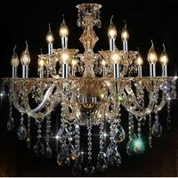 Cognic Luxury New Chandeliers K9 Crystal Chandelier Crystal Chandeliers 6 8 10 15 18 Arms Living