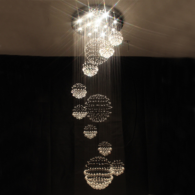 large living room chandeliers decorating ideas pinterest the villa lobby of hotel project light ...