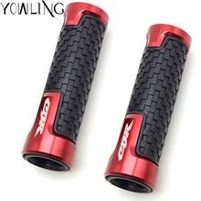 FOR Honda CBR600RR CBR900 CBR900RR CBR918RR CBR929RR CBR954RR CBR600 F2,F3,F4,F4i 7/8 Handlebar Hand Grips Bar End Gel Grip