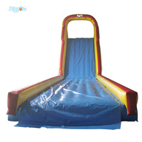 Giant Inflatable Water Slide Outdoor Party Game With Free Blower