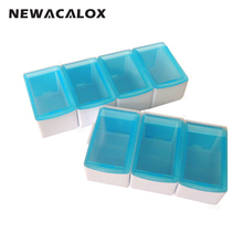 Box to Tool DIY Electronic Component Storage Casket SMD SMT Screw Container Plastic Tool Box