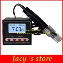 Промышленный Онлайн РН-метр ph-контроллер онлайн индикатор ОВП измеритель кислотности рН-датчик онлайн ph-электрод зонд