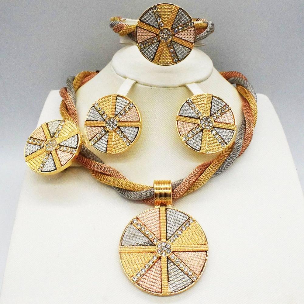 African Bead Jewelry Set...