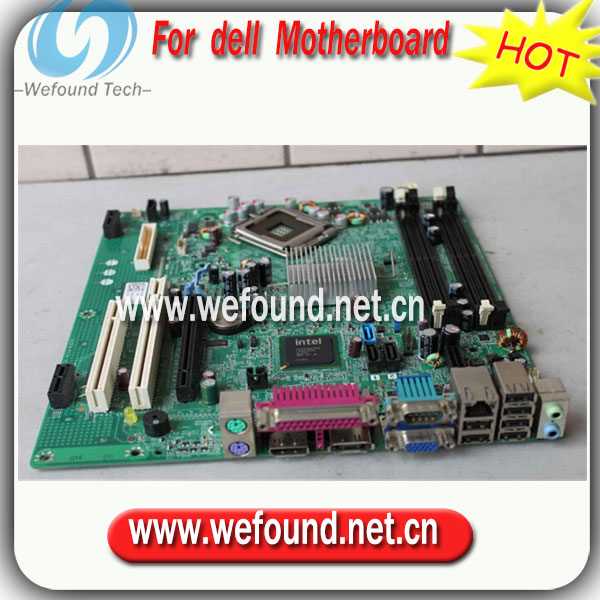 ФОТО 100% working For DELL 960 J468K F428D F430D Desktop Motherboard full test