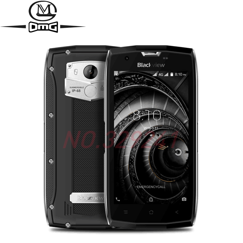 Original Blackview BV BV Pro IP Waterproof Mobile Phone MTT Octa Core