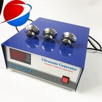 2kw 초음파 발생기 고출력 신호 발생기 220 v 110 v 초음파 산업용 발전기 2kw 초음파 청소기