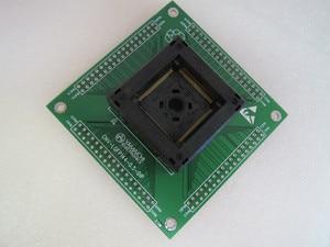 Image 4 - LQFP144/DIP144 STM IC testzitplaats testbank test socket programmeren seat