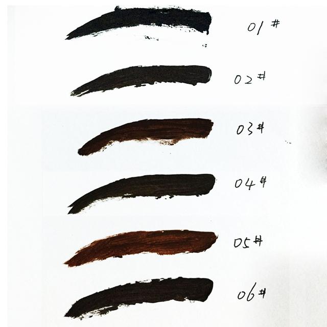 SELAMY Brand Waterproof Henna Eyebrow