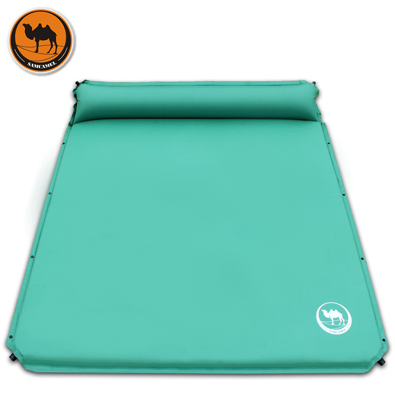 Camel 033 3 Broadened 160cm Automatic Inflatable Mattress Outdoor Cushion Camping Mat