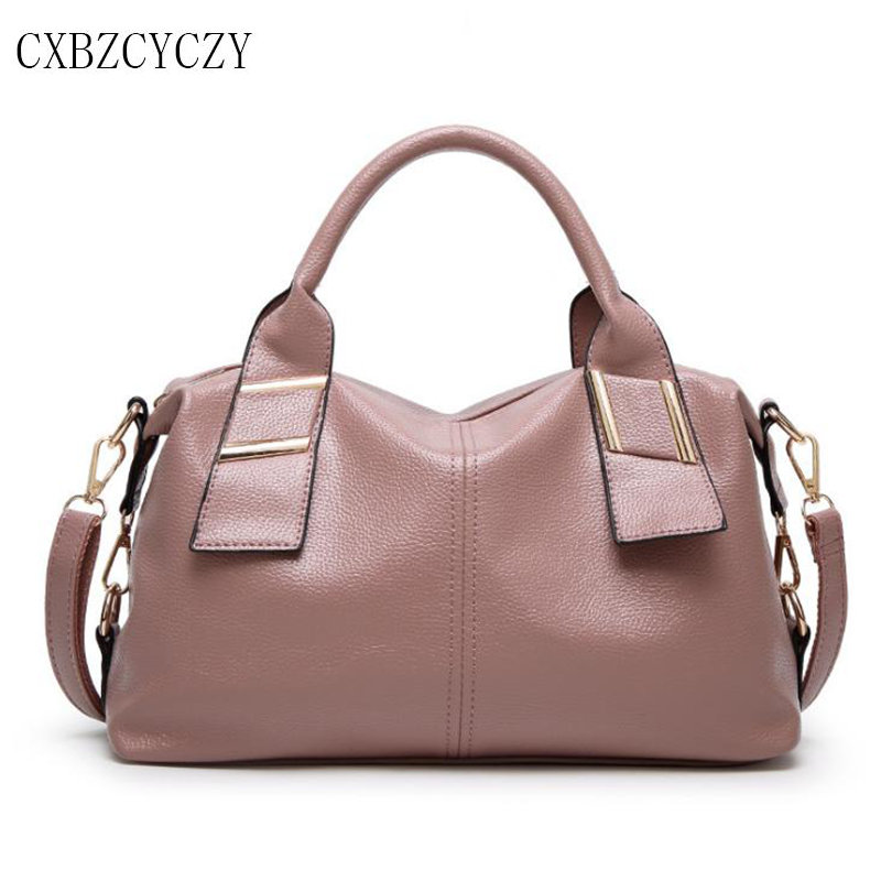2017 Luxury Handbags Women Bags Brand Designer High Quality PU Leather Messenger Handbag Female Shoulder Tote Bag Bolsas qimanshi two pieces shoulder tote bag female famous brand 2017 women messenger bags handbag pu leather composite bag bolsas
