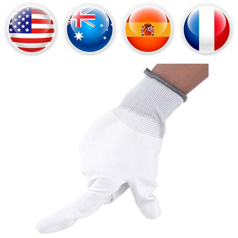 Garden Gloves Alert 1 Pair Garden Gloves Luva Proof Stab Resistant Gloves Mesh Anti-cutting Breathable Work Gloves S M L Beschermhoes Tuinset Matching In Colour