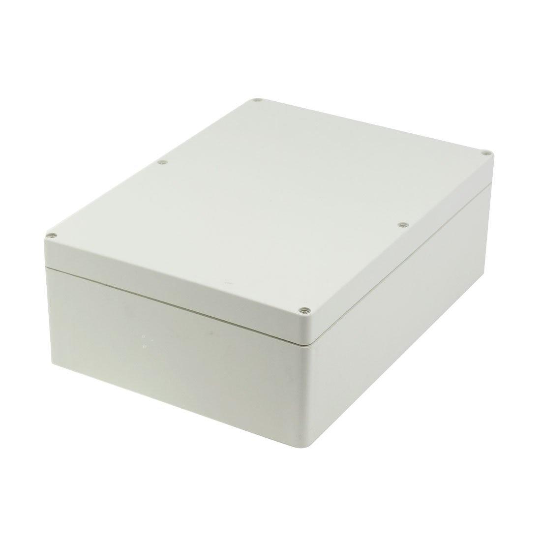 2 Pcs Of MOOL 290mm X 210mm X 100mm Waterproof Plastic Enclosure Case DIY Junction Box
