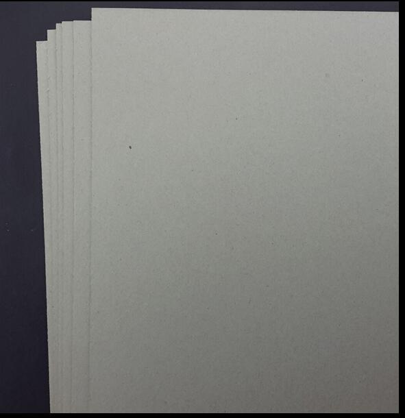 2/10/30/50 Sheets Grey Cardstock Paper Plain Card Cardboard For Paper Craft Scrapbooking 230gsm 210*297mm