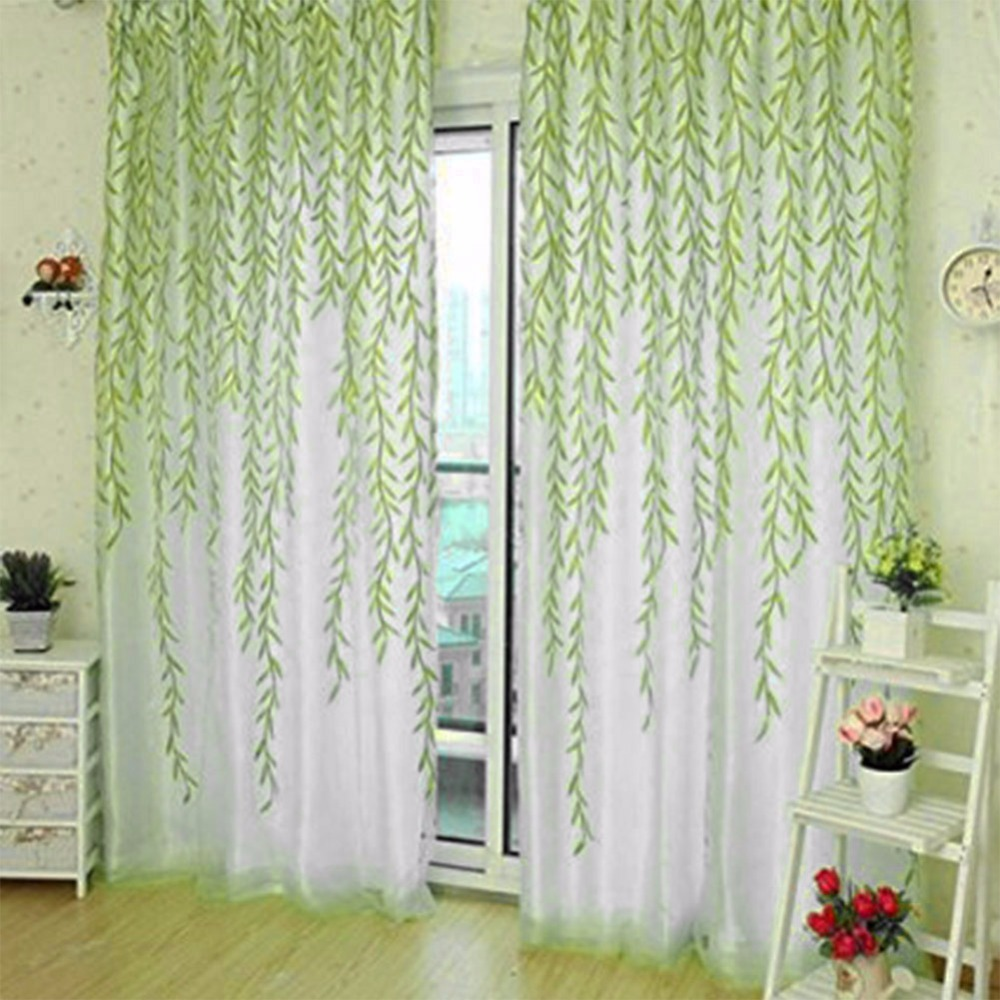 Shower Valance Living Room Sheer Curtain(China (Mainland))