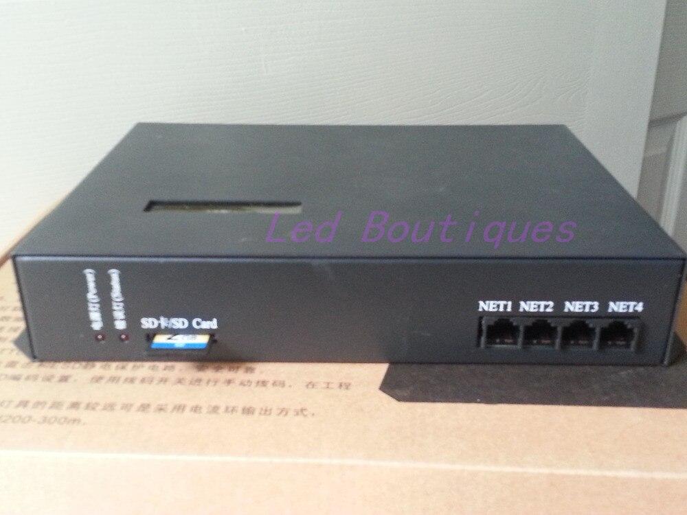 Contrôleur de pixel LED rvb T200K contrôlé pour WS2812 WS2811 6803 WS2801 IC via PC, compatible en ligne/hors ligne - 3