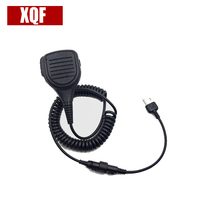 Xqfハンドヘルドproスピーカーマイクマイク用ミッドランドラジオトランシーバーGXT1050 GXT5000 GXT1000 GXT1050VP4 LXT380新し