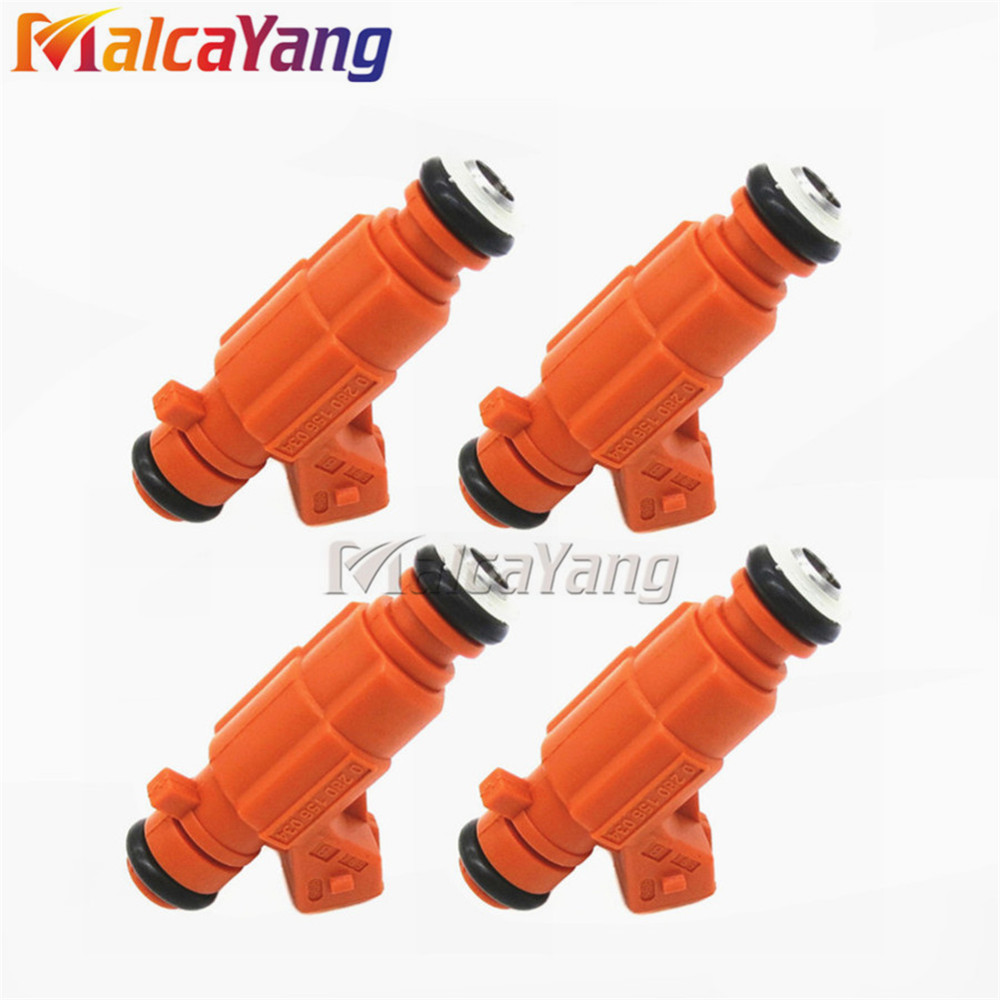 set of 4 high quality Fuel Injector Injection Valve 0280156034 0 280 156 034 for Citroen