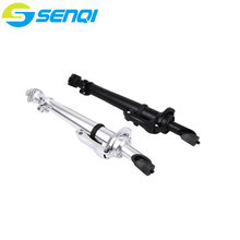 Folding Bike Stem With Teeth 25.4mm Aluminum Alloy Height adjustable Riser Bicycle Accessories