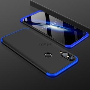 "Image 2 - Huawei Y9 2019 Case Y9 2019 Cover Luxury 360 Degree Full Cover Cases For Huawei Y9 2019 Y 9 Y92019 JKM LX1 JKM LX1 6.5"""