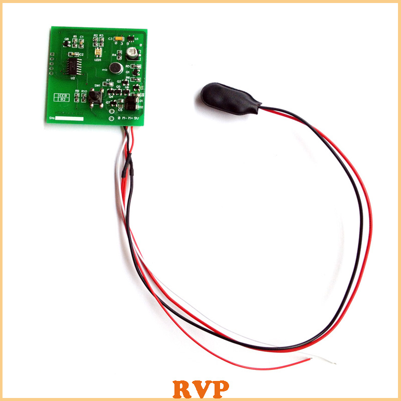 Paintball PCB Loader Board Upgrade For Halo Style Loader Sound Activation Free Shipping