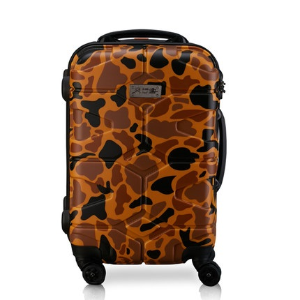 20 24 28 pouces torlley spinner mot de passe ABS camouflage motif sac de voyage bagage roulant20 24 28 pouces torlley spinner mot de passe ABS camouflage motif sac de voyage bagage roulant