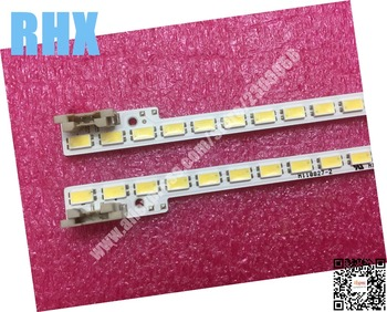 4piece/Lot FOR Samsung 40 inches  UA40D5000PR LED Backlight BN64-01639A 2011SVS40  62LED 440MM  2PCS Left +2PCS right