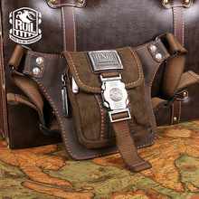 Hot mini retro fashion purse leisure bag soft leather belt belt leisure and tourism phones pocket pockets