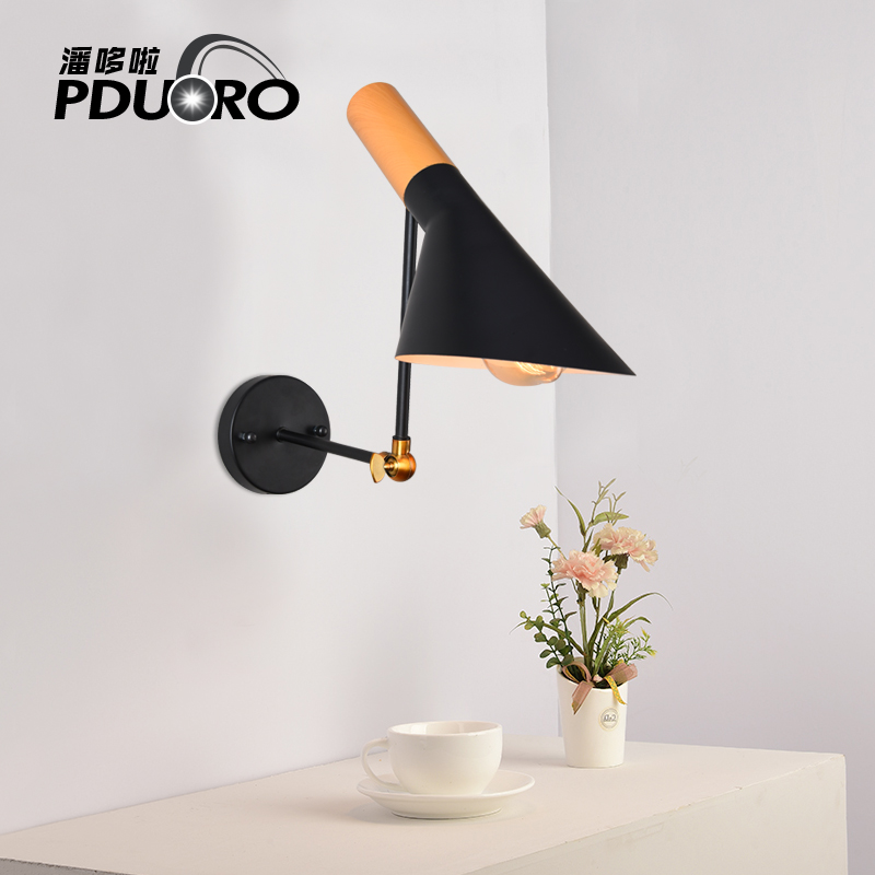 E27 AC 85-260V Vintage Industrial Wall Lamp Loft Creative Swing Arm Sconce Balcony Stair Porch Restaurant Bar Bedroom Wall Light artpad e27 vintage led double wall mount light ac 110 240v balcony stair porch hotel bar simple retro folding reading wall lamp