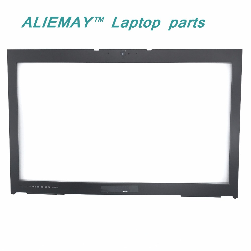 Brand new original laotop case for DELL PRECISION M6700  LCD  front bezel with RGB pannel type webcam  WYC7P  0WYC7P new for dell precision m5510