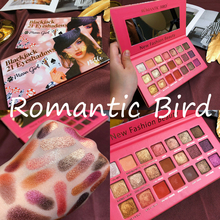 21 Color Blackjack Eyeshadow Palette Shimmer Matte Pigmented Glitter Pallette Waterproof Cosmetic Smoky Makeup