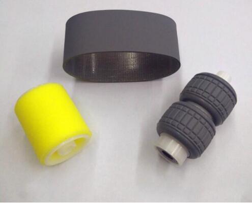 ADF pick up roller compatible for kyocera TA KM 3500i 3501 4500 4501i 5500i 5501i,copier pickup roller 3pcs/set original new document feeder pickup roller for kyocera 3500i 4500i 5500i 3501i 4501i 5501i pick up roller
